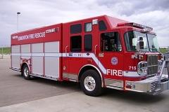 City of Edmonton Rescue 1