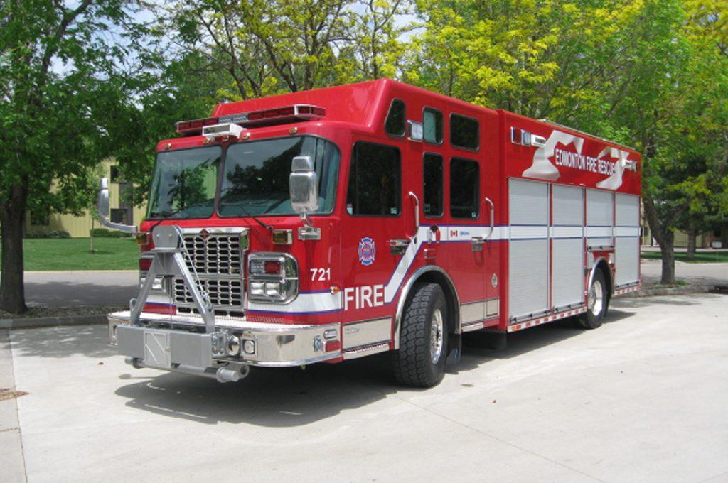 Heavy Rescue - SVI Trucks