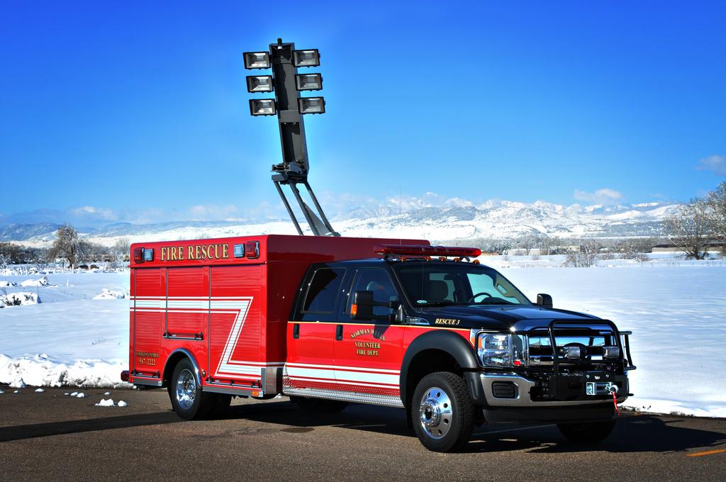 Light Rescue Svi Trucks