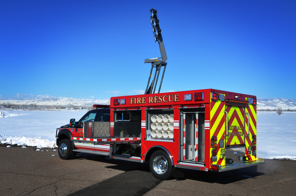Ford Fort Worth >> Norman Wells, NWT FD-Light Rescue - SVI Trucks