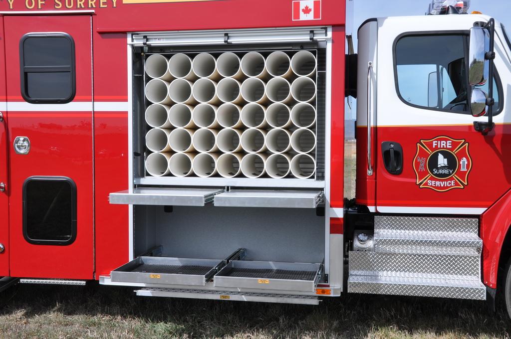 Surrey Bc Fd Air Light Svi Trucks