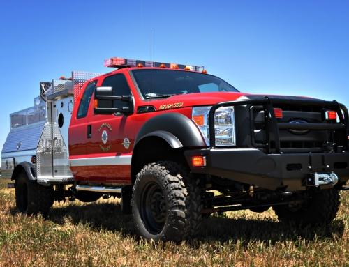 Sugar Loaf, CO FPD-Brush Truck