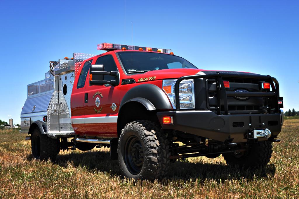 Sugar Loaf Ford >> Edmonton FD-Brush Truck - SVI Trucks