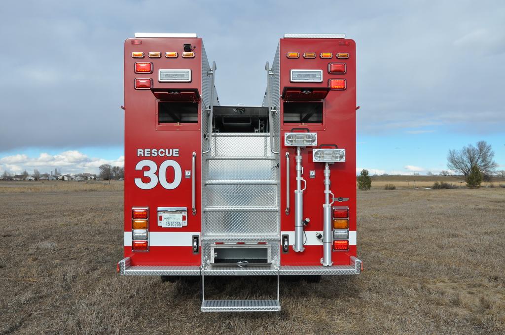 San Luis Obispo Fd Heavy Rescue Svi Trucks
