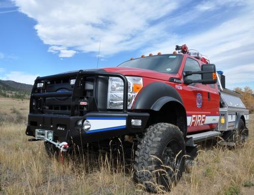 Edmonton FD-Brush Truck
