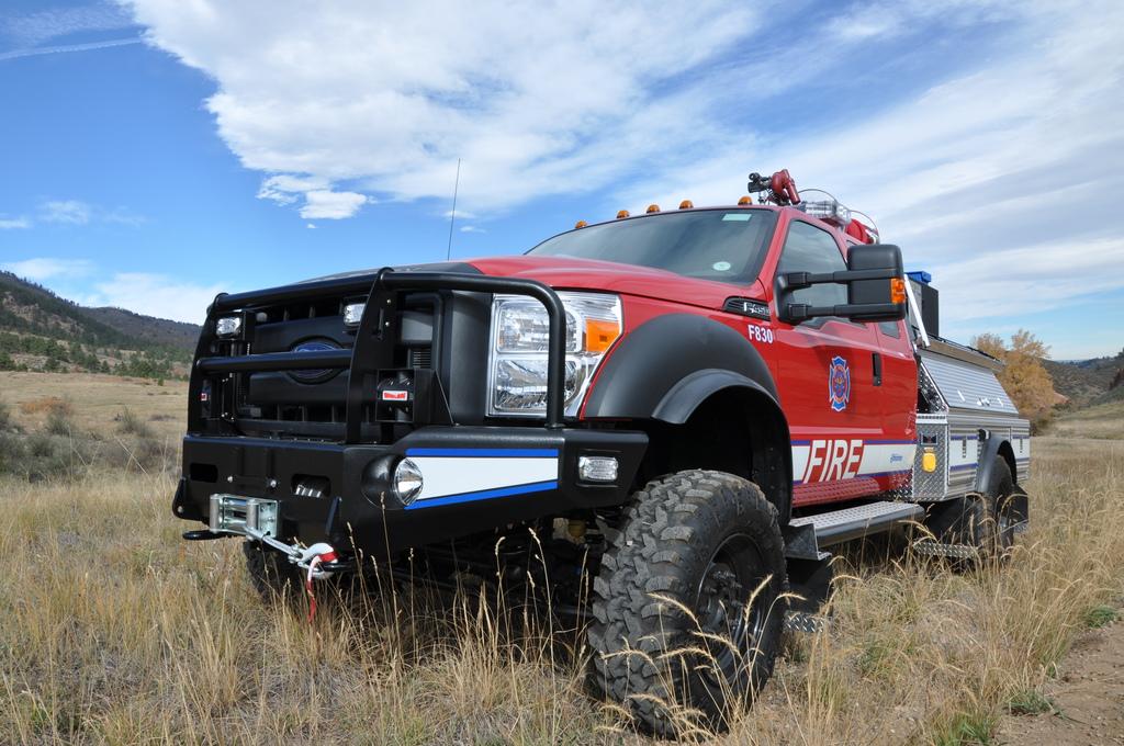 Sugar Loaf Ford >> Sugar Loaf, CO FPD-Brush Truck - SVI Trucks