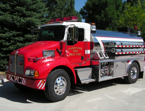 Johnstown, CO Fire Protection District-Tanker