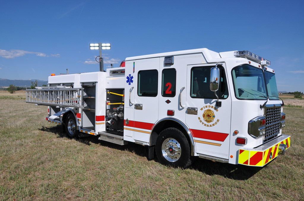 Rescue Pumper