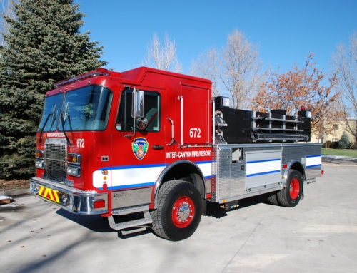 Inter-Canyon Fire Protection District-Tanker
