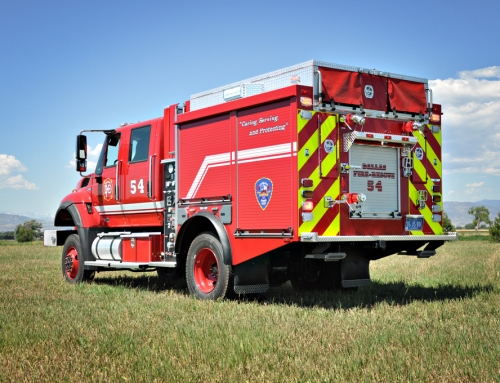 Dallas, TX FD-Type 3 Wildland