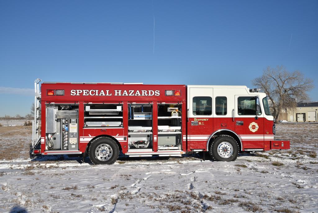Westerly Ri Fire Department Svi Svi Trucks
