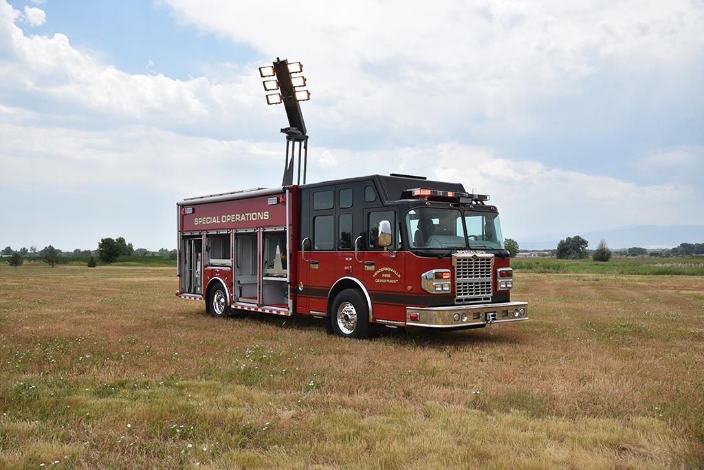 Hendersonville Tn Heavy Rescue Svi Trucks