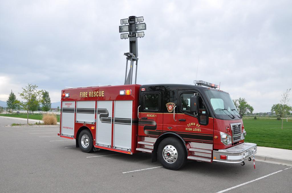 High Level FD- Medium Rescue - SVI Trucks