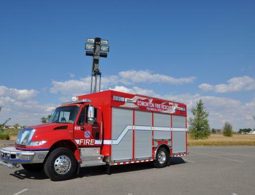Edmonton, AB FD – Technical Rescue