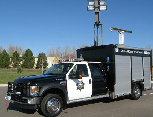 Salinas, CA PD – Light Rescue