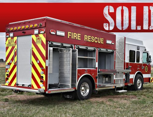2017 Heavy Rescue Demo 988 – SOLD