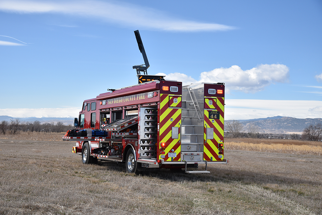 San Diego County, CA 989 - SVI Trucks