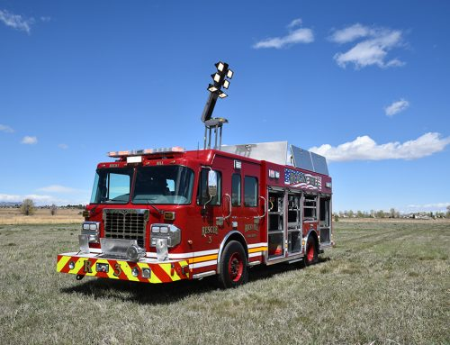Rocky Hill Fire Department Heavy Rescue 981
