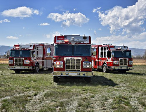 Calgary, AB Fire Department Hazmat 973-975