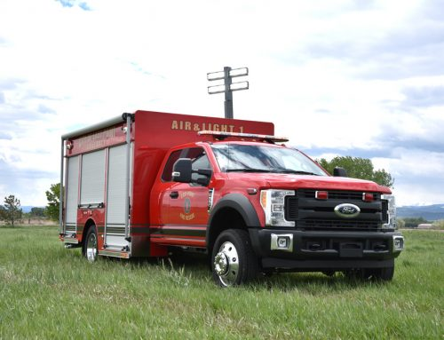 East Point Fire Department Air/Light #1014