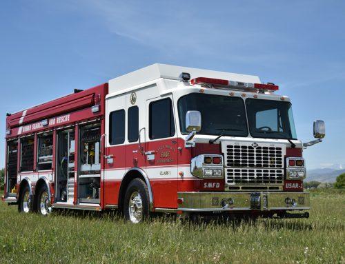 Santa Monica Fire Department Heavy Rescue #983