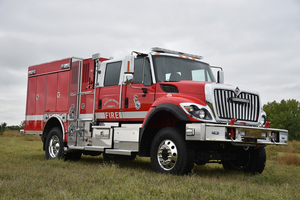 san luis obispo fire department type 3 wild land truck 994 svi trucks. Black Bedroom Furniture Sets. Home Design Ideas