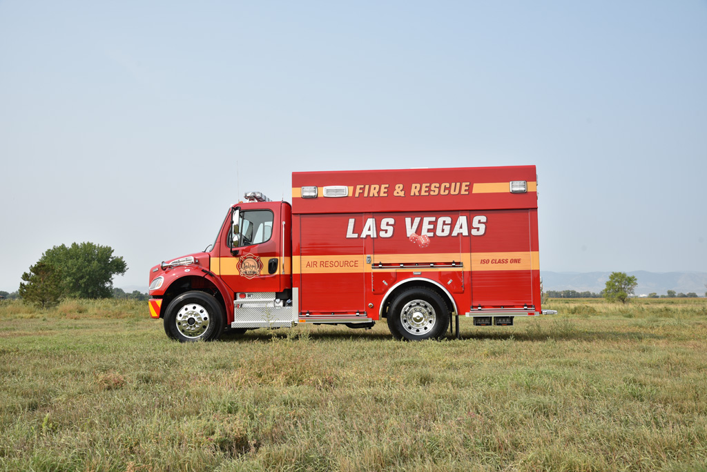 Freightliner Las Vegas Nv >> Las Vegas, NV Fire Department Air Light #1006 - SVI Trucks