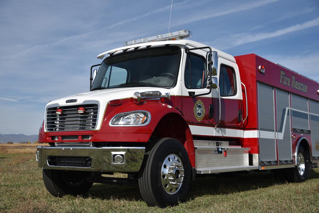 Medium Rescue Demo 1011 Svi Trucks