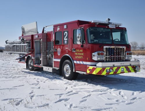 Loveland, CO Rescue Pumper #1016