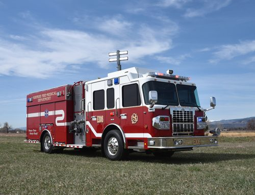 Surprise, AZ Fire Department Rescue Pumper #1024