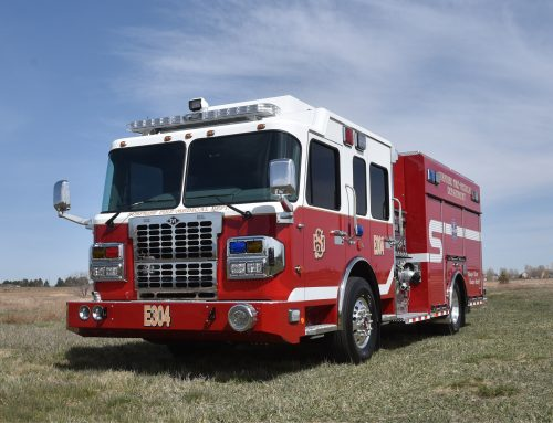 Surprise, AZ Fire Department Rescue Pumper #1025