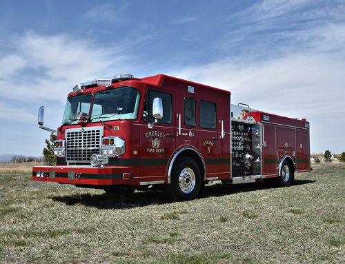 Greeley, CO FD Rescue Pumper #1034