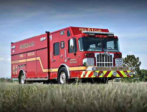 Sherman, TX Fire-Rescue #1039