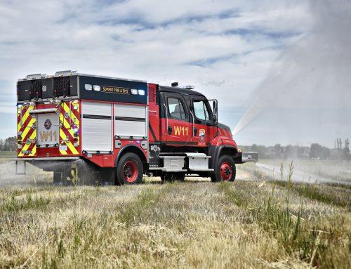 Summit Fire & EMS Wildland Engine #1043