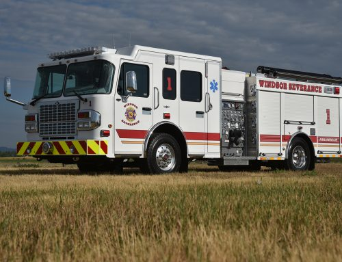 Windsor Colorado Rescue Pumper #1044