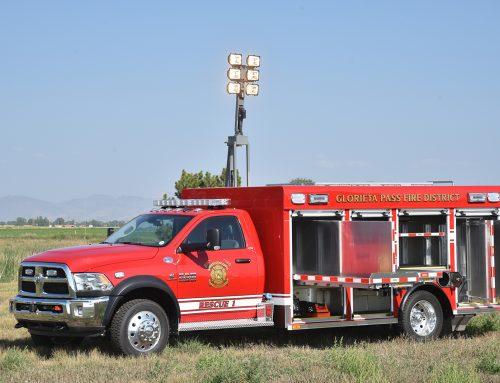 Glorieta Fire Pass Fire District Light Rescue #1047