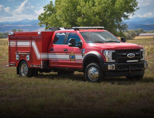 Eagle Pass, TX Fire Department #1069