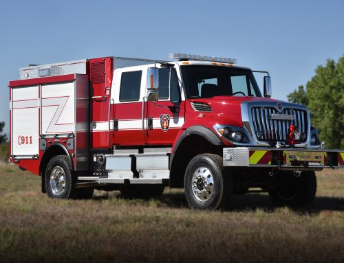 Grande Prairie, AB Fire Department Wildland Engine #1048
