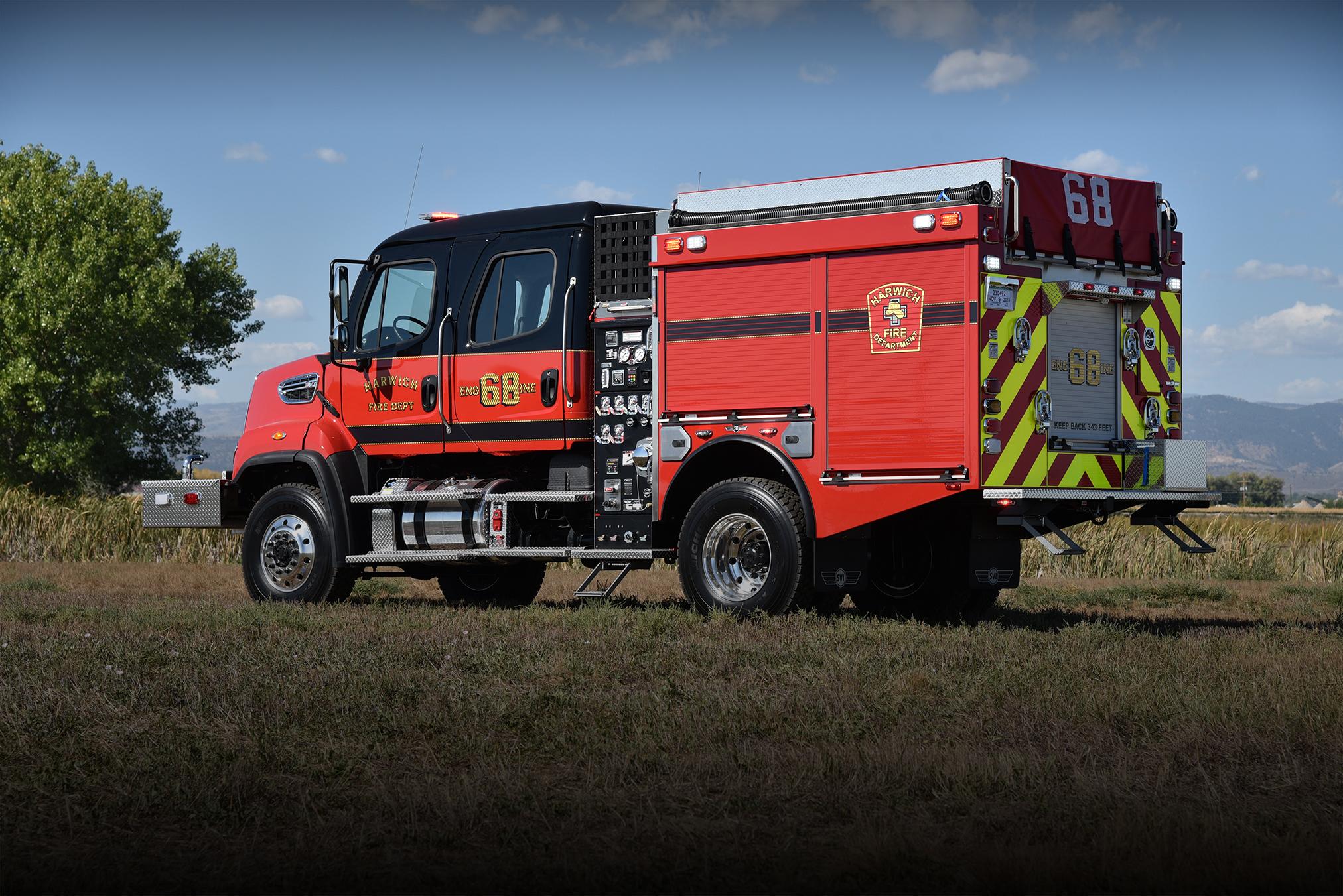 Westborough Fire Department Heavy Rescue 1040 Svi Trucks