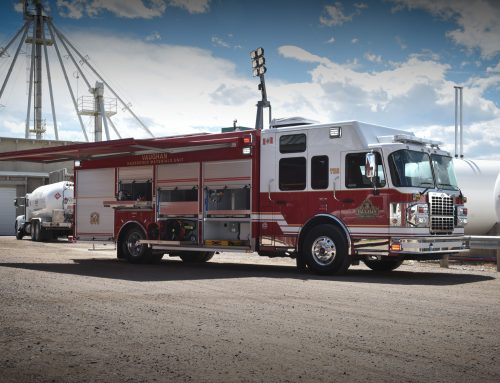 Vaughan, ON Fire Department Hazmat #1041
