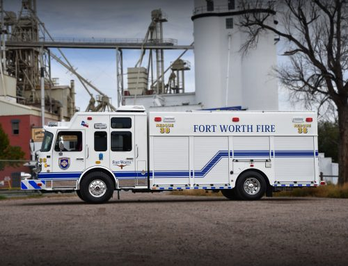 Fort Worth, TX Fire Department #1056