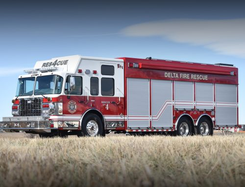 Delta, BC Fire Department #1062