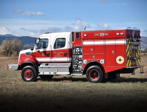 Santa Fe, NM Fire Department #1052