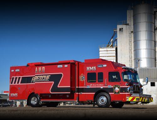Plano, TX Fire Department #1053