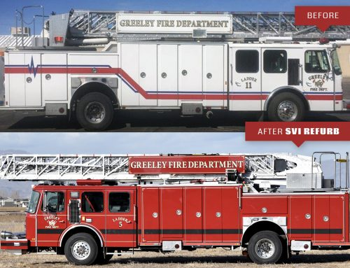 Greeley, CO Fire Department – Ladder Refurb 1005