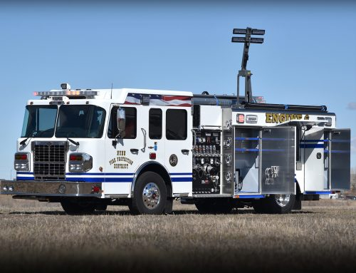Nunn CO Rescue Pumper #1071