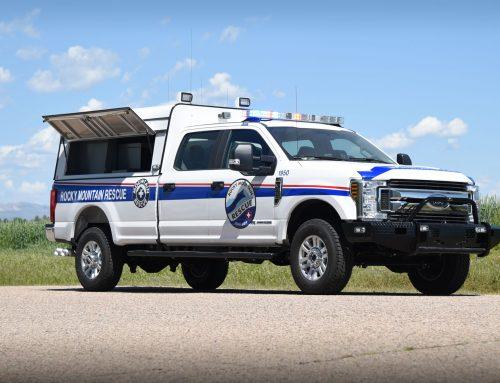 Rocky Mountain Rescue Light Rescue Truck