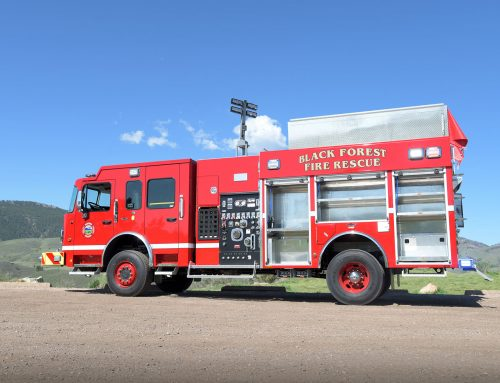 Black Forest Rescue Pumper #1078