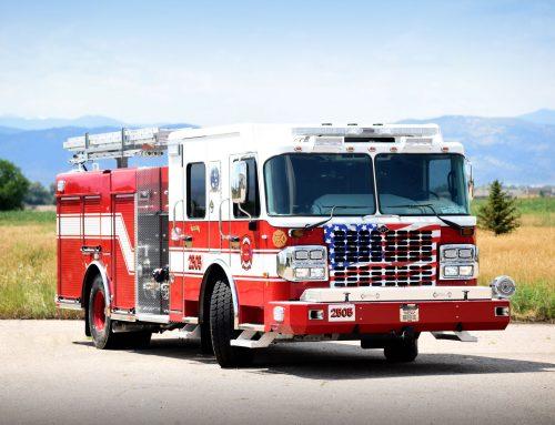 Boulder, CO Rescue Pumper #1088