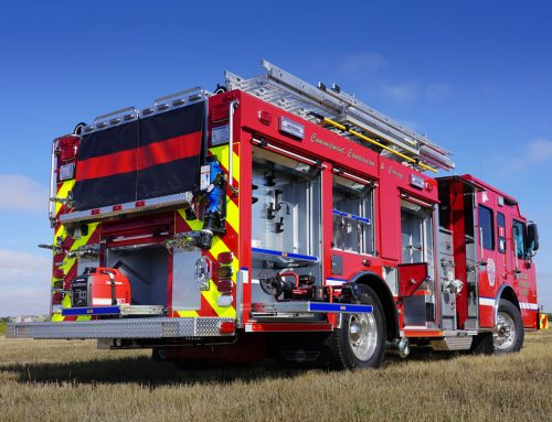 Loveland Fire Rescue Authority Rescue Pumper #1073